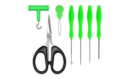 Boilienaalden en rig tools