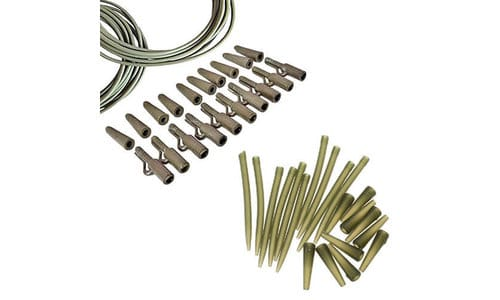 lead clips en rubbers
