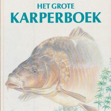 Karperboek Het grote karperboek