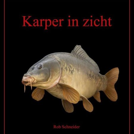 Karperboek Karper In Zicht